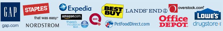 Igive store logos