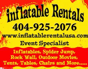Inflatable rentals art