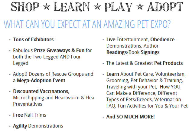 Shop learn adopt play